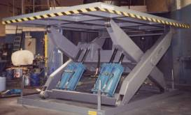Heavy Capacity Lift Tables, Hydraulic Lifts
